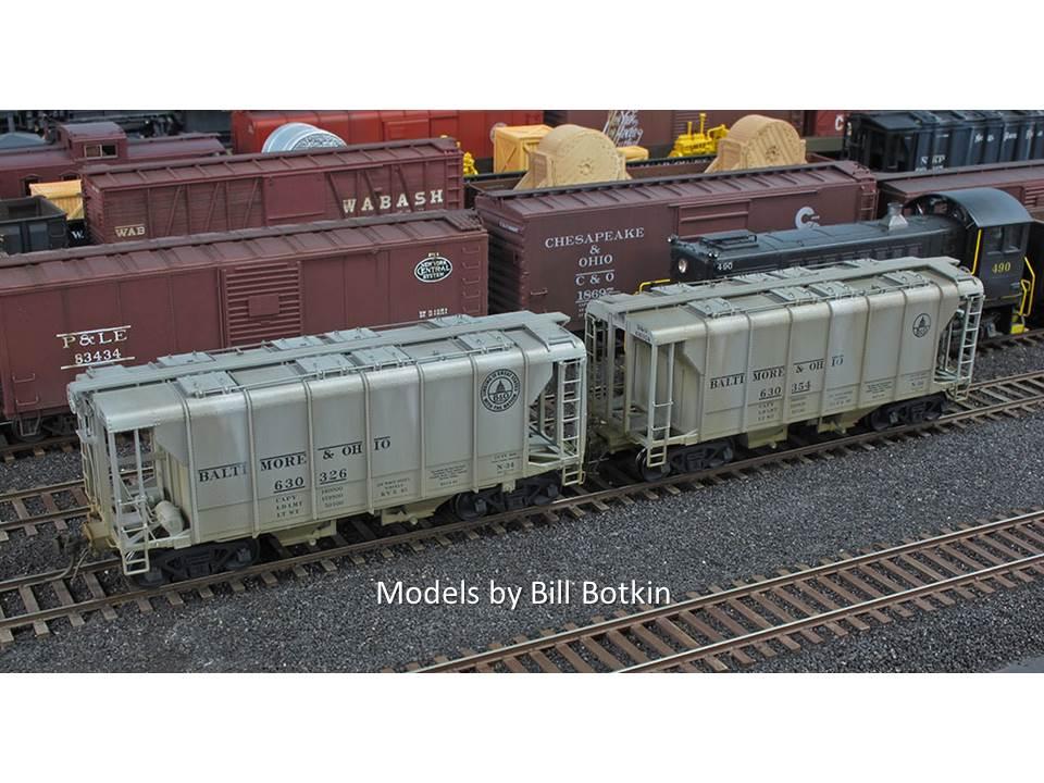 Bill Botkin models